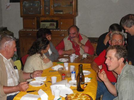 2009 - Soirée chez Simone & Marcel