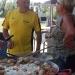 Réunion et Paella au Pont de Jons